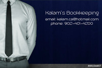 Kalam's Bookkeeping (Accepting New Clients)