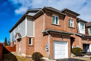 FREEHOLD TOWNHOUSE WITH FINISHED BASEMENT ON SALE