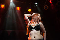 Learn to belly dance this spring!