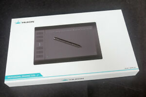 Huion 1060 Plus drawing tablet