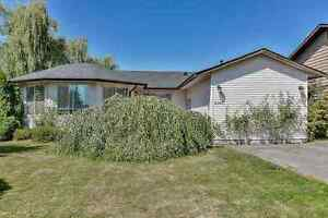 Cloverdale BC House for sale:  3 bedroom 1,550 sq.ft. (Listed 20