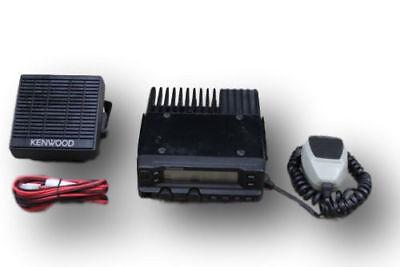 Kenwood Tk730g Tk-730g Vhf 30 Watts 160 Channels Advanced Head