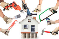 AFFORDABLE - HOME RENOVATIONS - FLOORING - BASEMENTS - KITCHEN