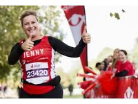 Cheer Team Volunteer: Royal Parks Half Marathon