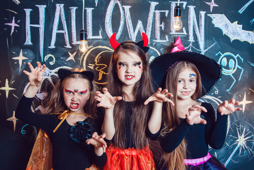 Get crafty and make the perfect costume for your little monster