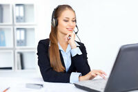 F/T or P/T Call Center & Central Booking Administrator