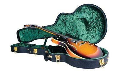 335 Style Electric Guitar - Semi-Hollow 335 Style Electric Guitar hard case by Guardian hollowbody, hardcase
