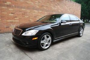 2007 Mercedes Benz S550 AMG package 4-matic with 20k Warranty
