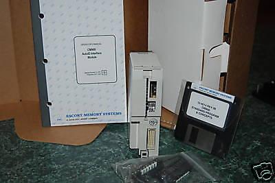 CM900 AutoID Interface Module Escort Memory Systems NEW