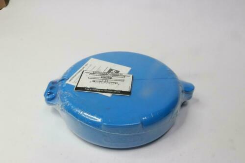 Honeywell Polypropylene Gate Valve Lockout Blue VS06B