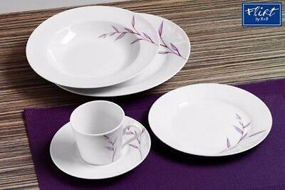 Ritzenhoff & Breker Flirt Grace Tafelservice 12tlg Dinner Teller Geschirr Set online kaufen