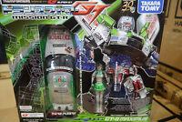 Transformers Mission GTR Megatron, Maximus, Saber