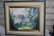 Gemälde Wald