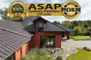 HOUSE PAINTING , FENCE PAINTING , ROOF PAINTING , WALL PAINTING Parramatta Parramatta Area Preview