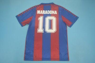 Camiseta Maradona Barça FC Barcelona retro