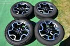 5x100 Yokohama Car & Truck Wheel & Tire Packages 17 Rim Diameter