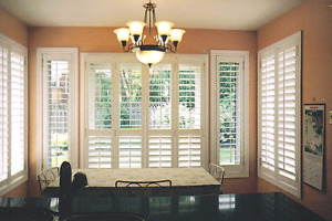 California Shutters, Blinds plus more! Free estimate! 6477860121