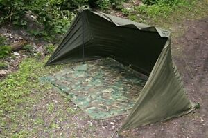 Pup tent or hunting blind