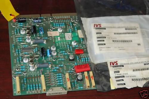 Copper 2-400081-010AS  Trip Board  Rebuilt