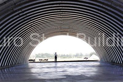 DuroSPAN Steel 40x100x18 Metal Quonset Hut Structure Kit Open Ends Factory DiRECT