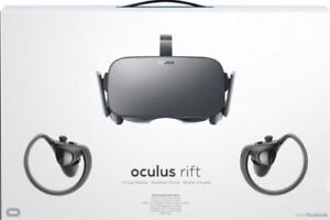 Brand new - Oculus Rift + Touch Virtual Reality System