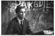Klaus Kinski Autogramm