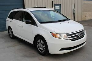 2012 Honda Odyssey EX-L Minivan, FULLY LOADED