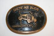 Hot Rod Belt Buckle