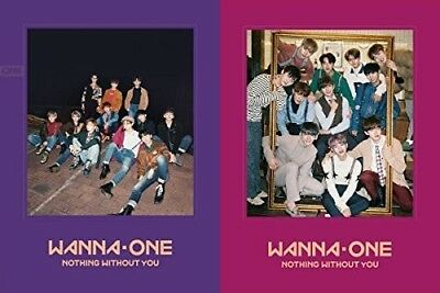 Wanna One - 1-1=0 (Nothing Without You) [New CD] Asia - Import