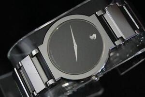 movado men s watches new used luxury vintage used movado mens watch