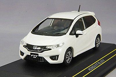 FIRST:43 1/43 Honda Fit RS 2014 White pearl from Japan