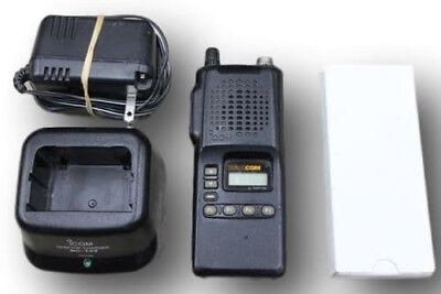 Icom Uhf Radio Ic-f4s-4 450-470 Mhz 32 Ch