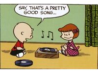 WANTED VINYL RECORDS, honest and professional service. good prices paid, cash ready