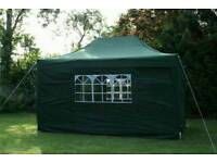 Airwave pop up garden shelter 3x4.5 meter.