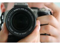 Learn Photography 1-2-1 Lessons