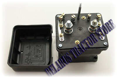 Belarus Tractor 1224v Selector Switch