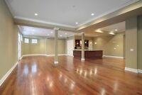 Flooring Install - Tiling wall & Floor / PVC Groutable/ Laminate