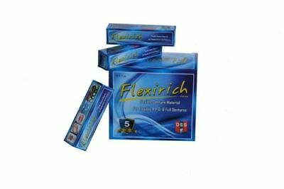 Flexirich Light Pink Material For Flexible Partial Dentures 15pcsbox