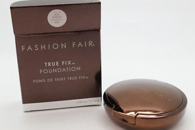 Fashion Fair True Fix Foundation - 2230 Witty Espresso, .56 Ounce (NEW) for sale  Shipping to India