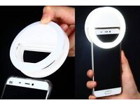 Mobile ring photography light