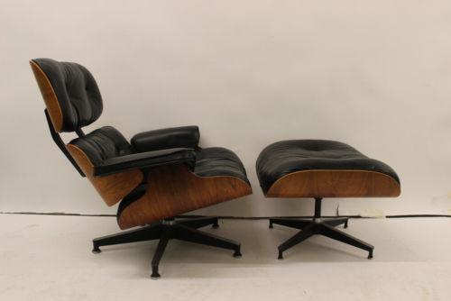 Eames Herman Miller Rosewood Chair EBay