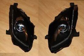 New OEM xenon RHD UK headlights Jaguar F type R coupe 2013 on