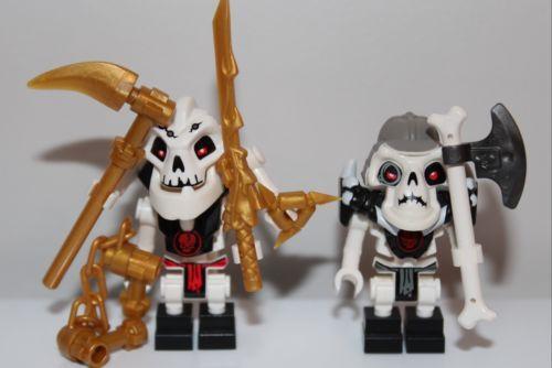 ninjago skelette