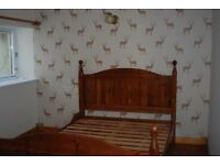 One bed cottage for rent in Banchory