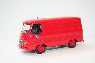 1:43 Peugeot J7 Pompiers de Lessonne 1/43 • ELIGOR 101048