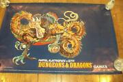 Dungeons Dragons Poster