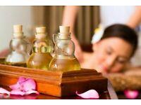 1 hour £30 Chinese full body massage
