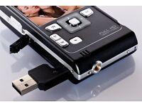 Mini Handheld Digital Camcorder, Full HD Videos and 14Mega pixel Photos