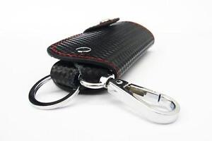 Smart key cover ebay for Mercedes benz key pouch