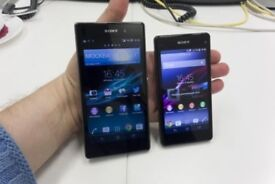 sony xperia z1 z1 compact smartphone series unlock/lock, uk spec